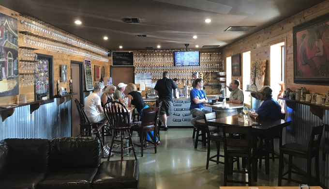 Save the World Brewery Taproom