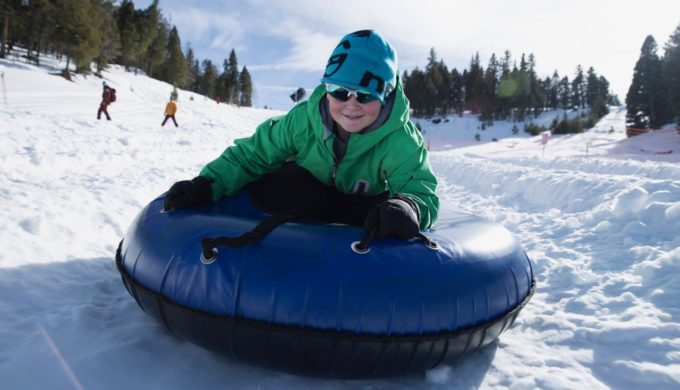 The Ultimate Family Skiing Adventure Awaits at Angel Fire Resort
