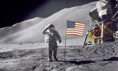 NASA Announces Private Companies Will Complete Next Moon Landing