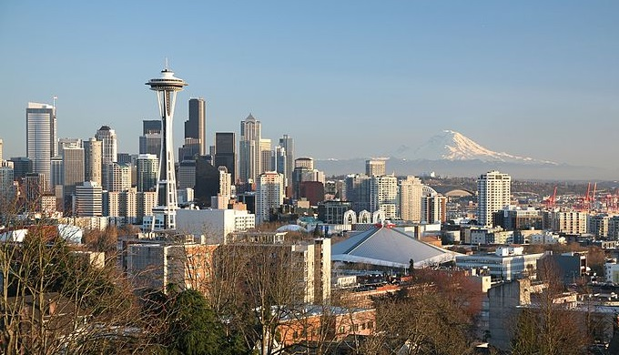 Seattle ranked as the top city for coffee lovers
