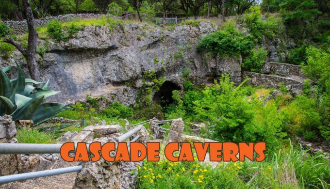 Seeing Cascade Caverns is one of the many Boerne activities you can do in the area