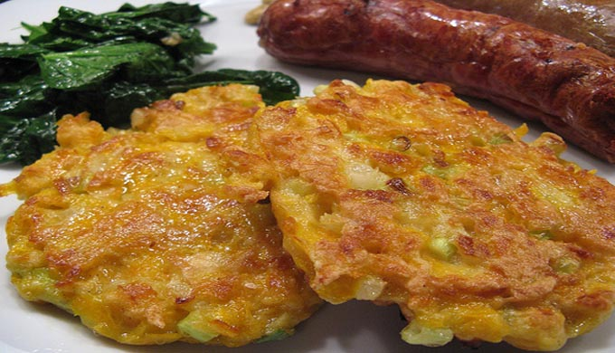 Serving Fritters - Trialx.com