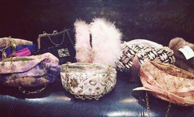Several Hattie Bags purses