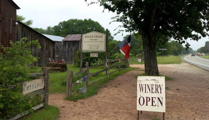 Sister Creek Winery