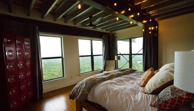Master Bedroom of SKYHOUSE