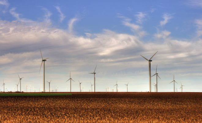 The State of Texas Wind Power Generation Can Be a 'Wind'-'Wind' Situation
