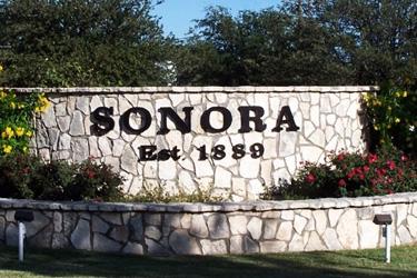 Sonora Texas