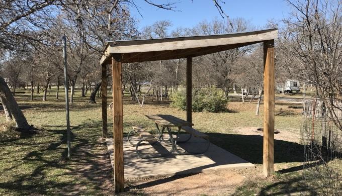 South Llano River Camping