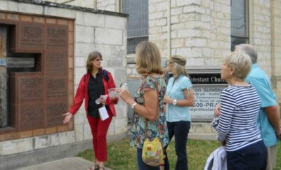 Spass walking tour