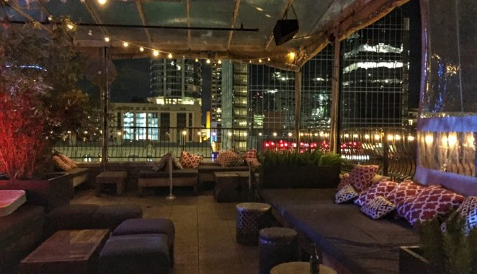 Speakeasy Roof Top Bar