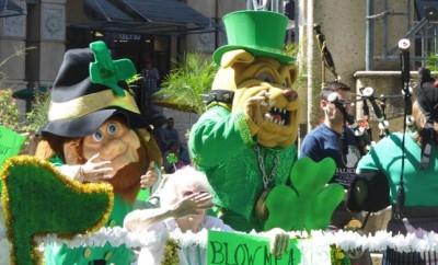 St. Paddy's Day 'ShamROCKING' San Antonio Style