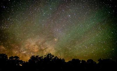 South Llano River State Park Dark Skies