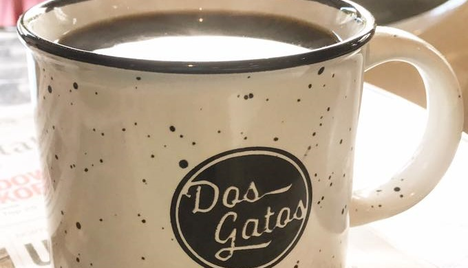 Start your morning at Dos Gatos in San Marcos