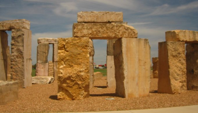 West Texas Stonehenge: Odessa Gives Us Something More To Think About