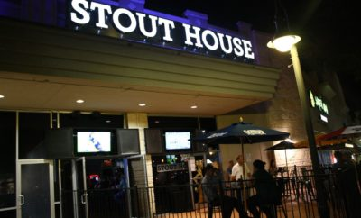 Stout House Outside