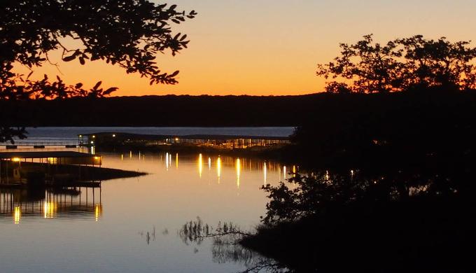Sunset Lago Vista