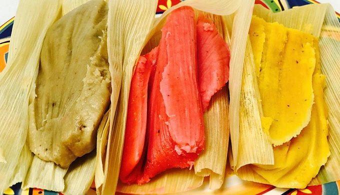 Sweet Tamales