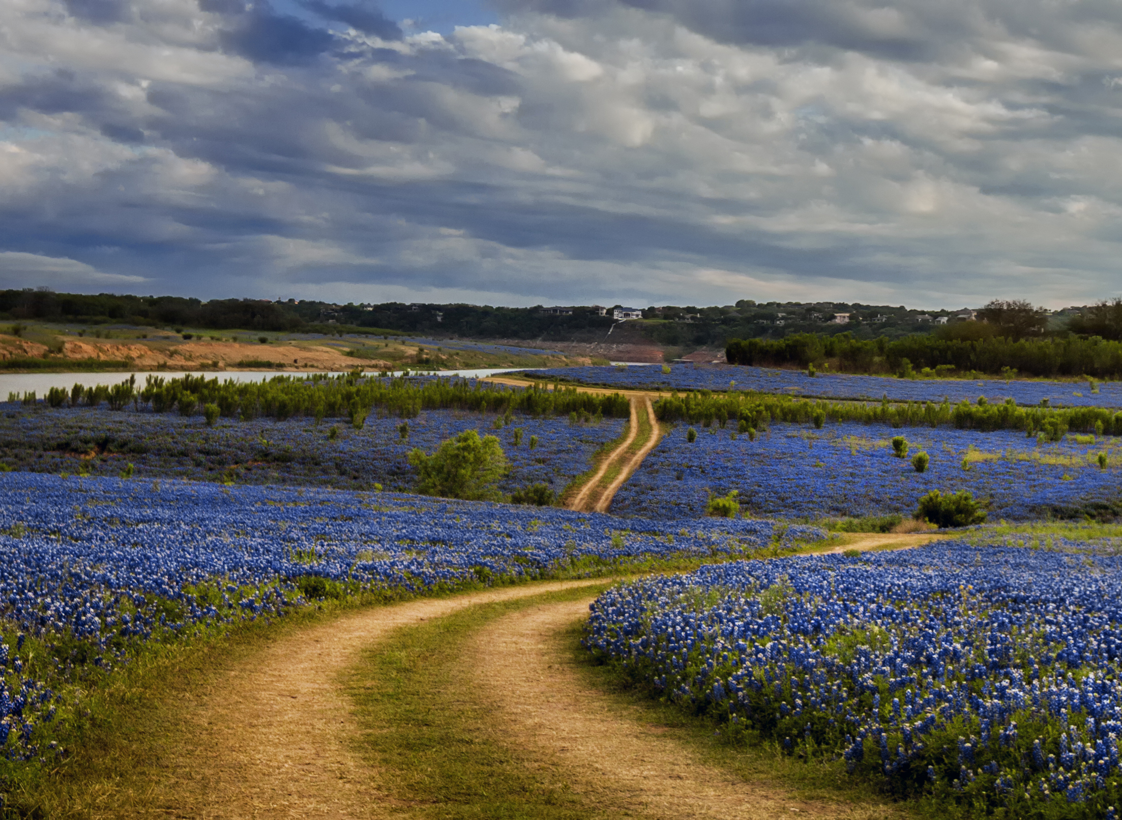 Heavy Duty Trucks >> Muleshoe Bend - Texas Hill Country