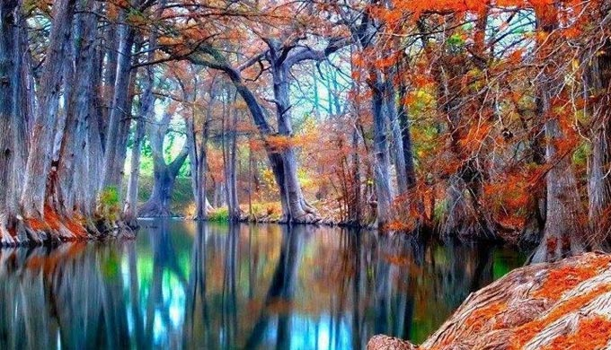 4 Fantastic Fall Color Tours In The Texas Hill Country