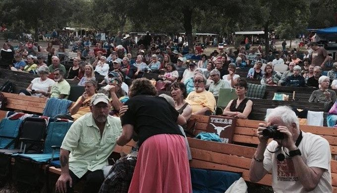 One of the Hill Country's Best Music Festivals