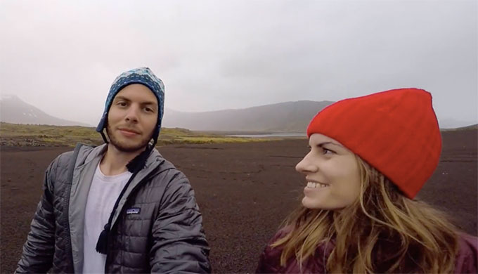 Justin Greak/Selfies Around the World