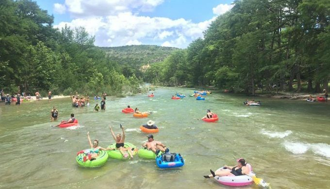 Floating the Frio