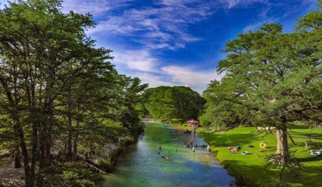 Frio River Fun In Concan Texas