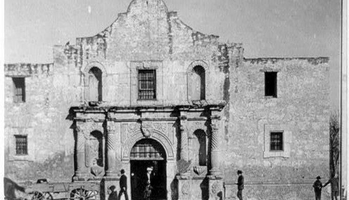 The Alamo 1909