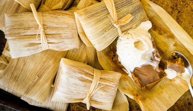 Tamale recipes pumpkin pie tamales