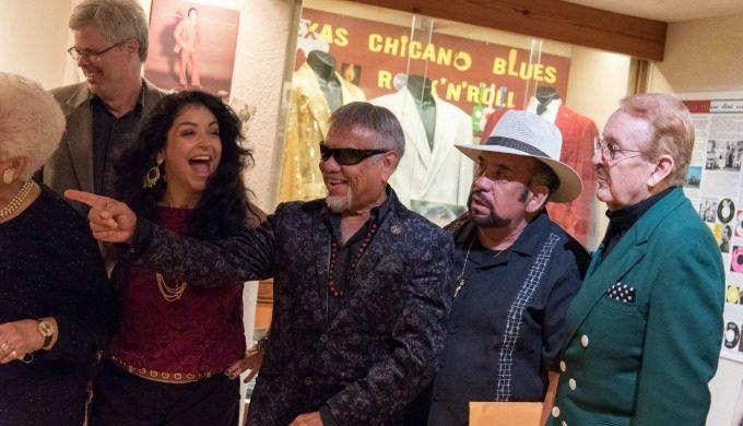 Tejano exhibit