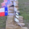 Texans Observe Veterans Day at Fort Hood