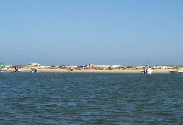 9. Two miles outside Port O'Connor on the northern end of Matagorda Island, this beach is open to visitors but only accessible by boat from either the Gulf or Pass Cavallo. The refurbished Matagorda Lighthouse, which dates from 1852 is closest to this beach. Matagorda Island offers no services, amenities or water.