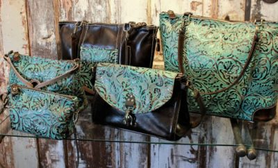 Texas Carpet Baggers handbags