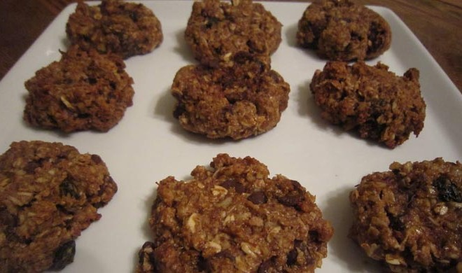 Texas Cow Patty Cookies