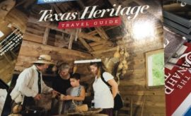 Texas Heritage Travel Guide