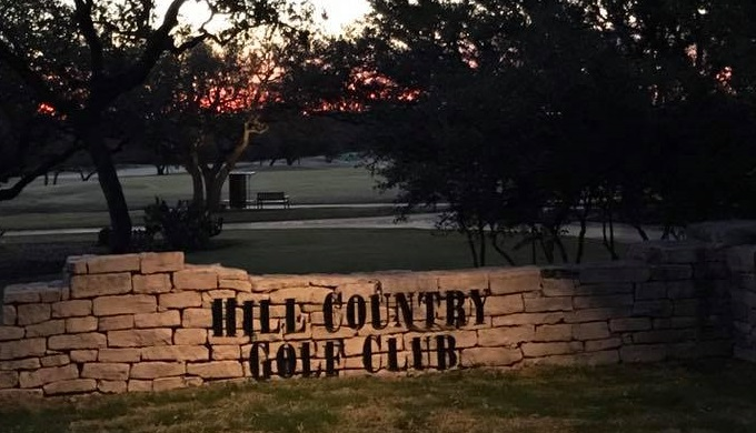 Texas Hill Country Golf Courses Hill Country Golf Club