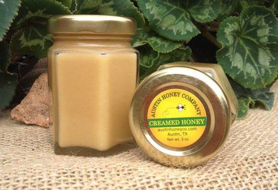 Texas Hill Country Honey Austin Honey Company's Creamed Honey