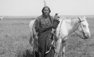Texas Hill Country Native Americans included the Comanche