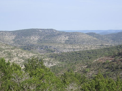 Texas Hill Country View facts