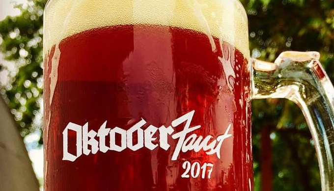 Texas Hill Country beer includes styles such as Faust Brewing Comany's Oktoberfaust lager