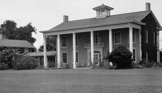 Texas Historical Commission Varner Hogg Plantation