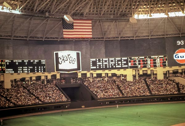 "8. The Astrodome is also known as the, ""Eighth Wonder of the World"". Once home to the Oilers and baseball's Colt 45s, the Astrodome opened in this year."