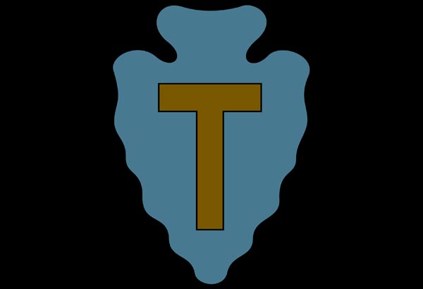 10. On January 20th the Thirty-sixth Infantry Division, dubbed the