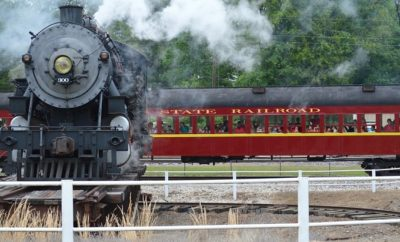 All aboard this Vintage Train for a Charming and Unique Trip Around the Texas Countryside