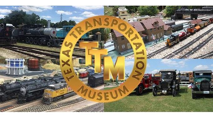 Texas Transportation Museum has exhibits on Texas railroad history