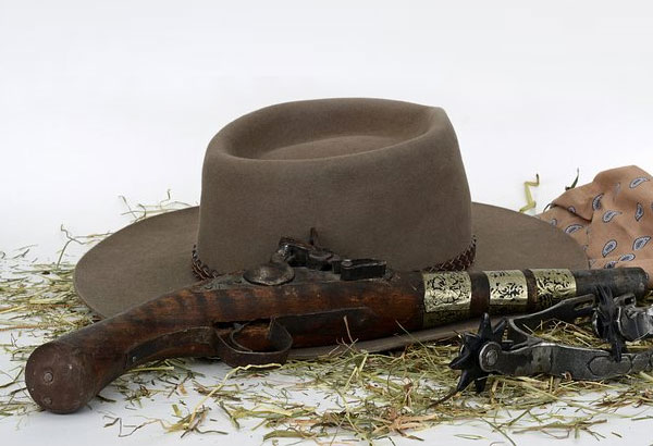 4. The official hat of Texas is the:
