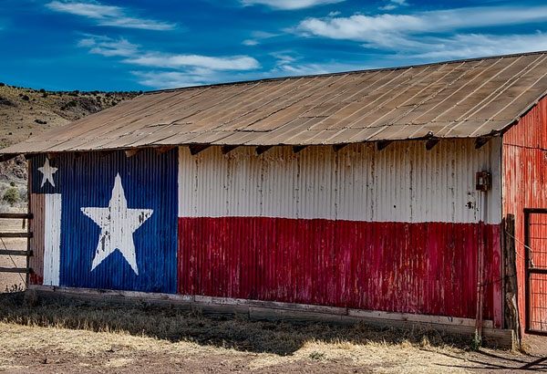 9. The motto of Texas is: