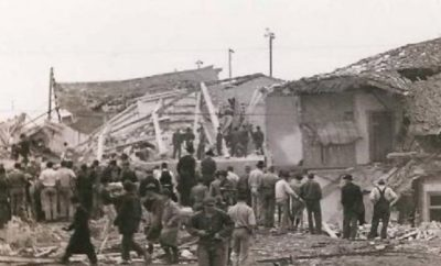 Texas history disasters New London School explosion aftermath