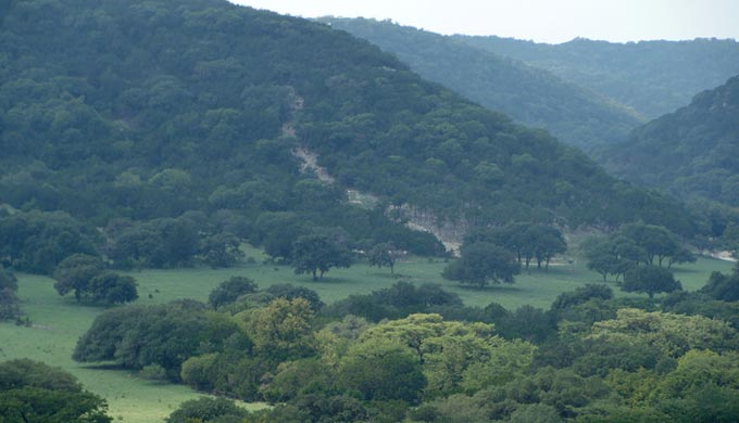 Thanksgiving Blessings in the Texas Hill Country