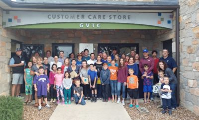 The GVTC Foundation's Benevolence is Contagious and It's Hitting the Heart of the Hill Country